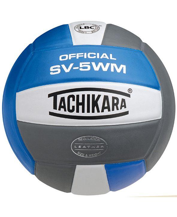 Tachikara SV5WM Leather Indoor Volleyball