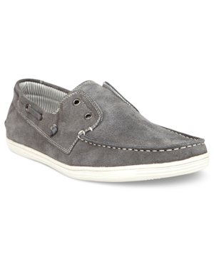 Steve Madden Mens Shoes Aspire Laceless Boat Shoes Mens Shoes