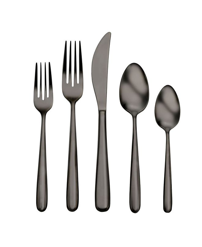 Robinson Valley Falls Dusk  20-PC Flatware Set, Service for 4