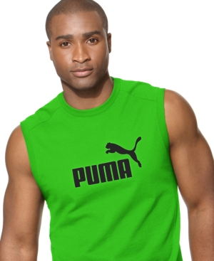 Puma Shirt Puma No 1. Logo Sleeveless TShirt