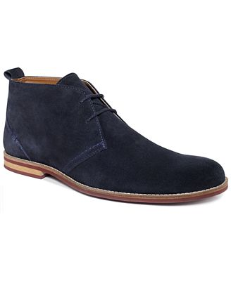 alfani s shoes brent suede chukka boots shoes