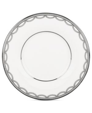 Lenox 822935 Iced Pirouette Saucer Pack Of 12 821194