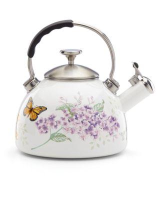 Butterfly Meadow Kitchen Tea Kettle