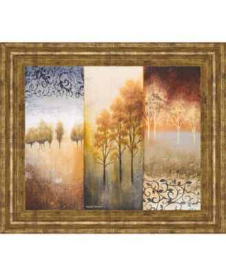 "Lost in Trees II by Michael Marcon Framed Print Wall Art, 22"" x 26"""