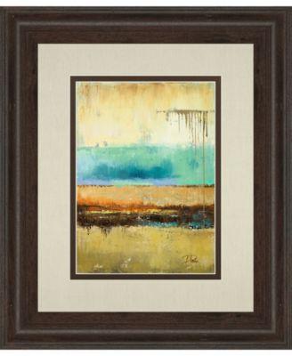 "Rain I by Patrica Pinto Framed Print Wall Art, 34"" x 40"""