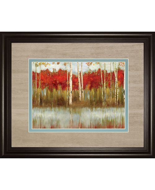 Classy Art The Edge By Allison Pearce Framed Print Wall Art 34 X 40 Reviews All Wall Décor Home Decor Macy S