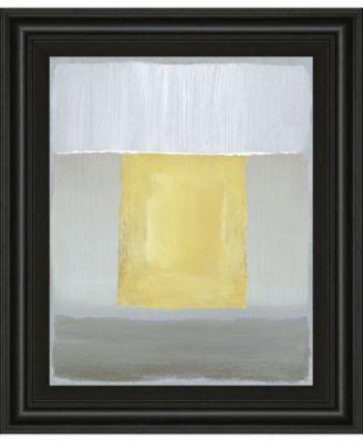 "Halflight II by Caroline Gold Framed Print Wall Art, 22"" x 26"""