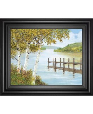 """Rural Route II by A. Fisk Framed Print Wall Art, 22"""" x 26"""""""