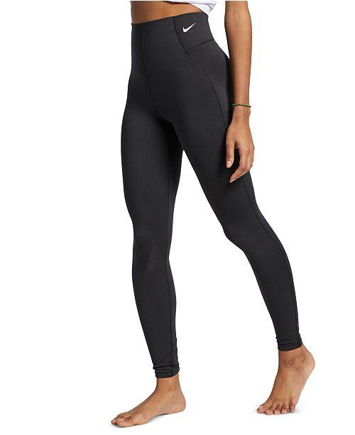 Nike Women S Sculpt Dri Fit High Waist Compression Leggings Reviews Women Macy S Versand 2 euro, wie neu und kaum getragen. nike women s sculpt dri fit high waist