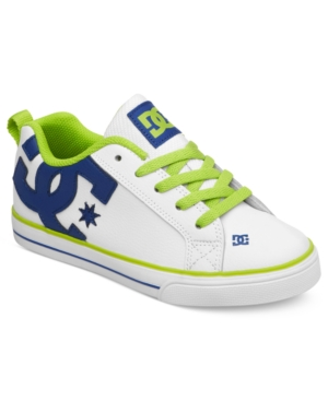 DC Shoes Kids Shoes Boys or Little Boys Court Graffik Vulc Sneakers