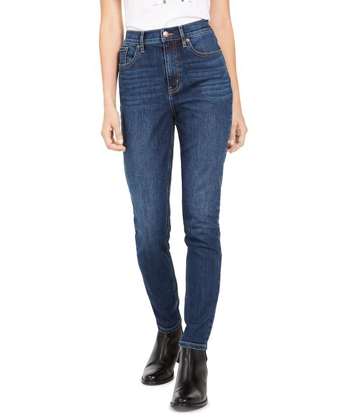 Calvin Klein Jeans - High-Rise Skinny Jeans