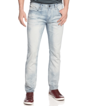 Buffalo David Bitton Jeans, Six New Ventura Slim Straight Jeans