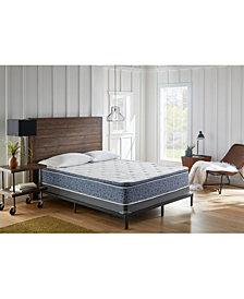 "Corsicana American Bedding 10"" Pillow Top Support Foam and Spring Plush Mattress- Queen"