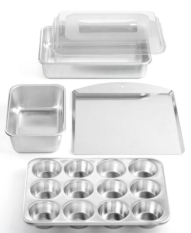 Nordic Ware 5 Piece Commercial Bakeware Set