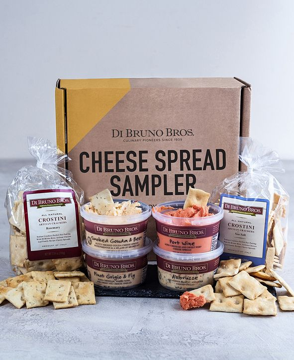 Di Bruno Bros. Cheese Spread Sampler Gift Box
