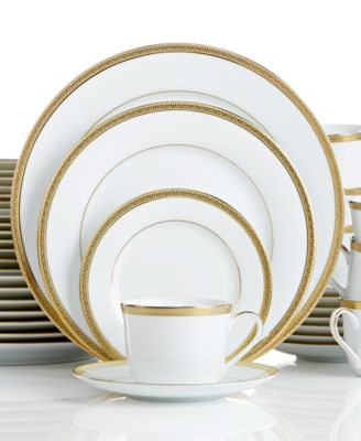 Charter Club Grand Buffet Gold 40-Pc. Service for 8 (Only at Macy's)