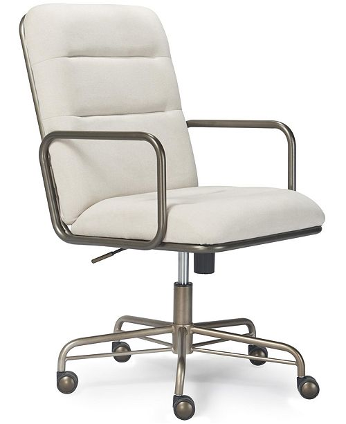 Finch Franklin Modern Desk Chair Reviews Furniture Macy S