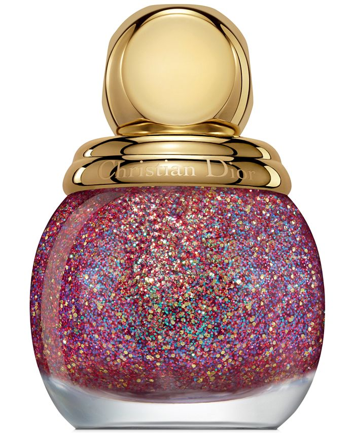 Dior - Diorific Vernis Happy 2020 Limited Edition Colorful Glitter Top Coat