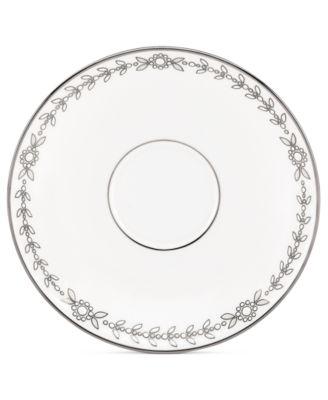 Dinnerware, Empire Pearl Saucer