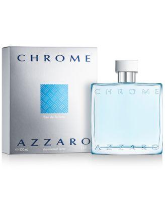CHROME Eau de Toilette Spray, 3.4 oz.