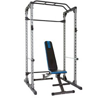 Deals on Progear 1600 Ultra Strength 800lb Weight Capacity Power Rack Cage