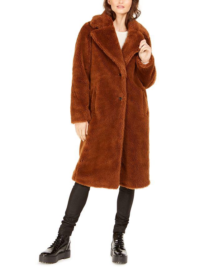 Avec Les Filles - Faux-Fur Coat
