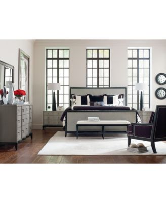 Symphony  Bedroom Furniture, 3-Pc. Set (Queen Bed, Nightstand & Chest)