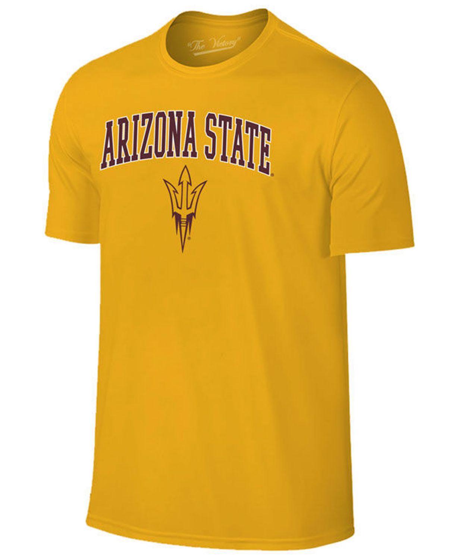 Retro Brand Men's Arizona State Sun Devils Midsize T-Shirt & Reviews - Sports Fan Shop By Lids - Men - Macy's