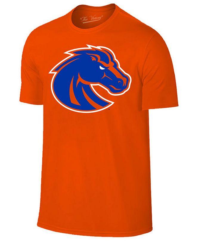 New Agenda Men's Boise State Broncos Big Logo T-Shirt