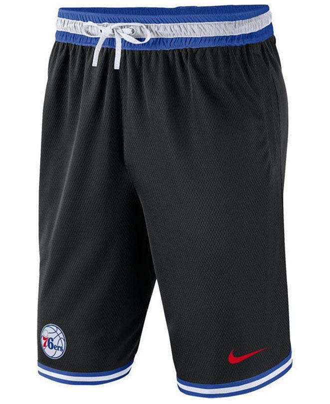 Nike Men's Philadelphia 76ers Team DNA Shorts