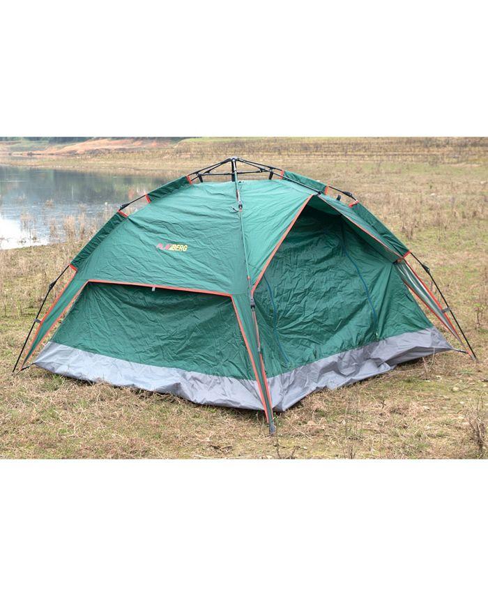 Playberg - Beach Pop up Tent with 2 Windows