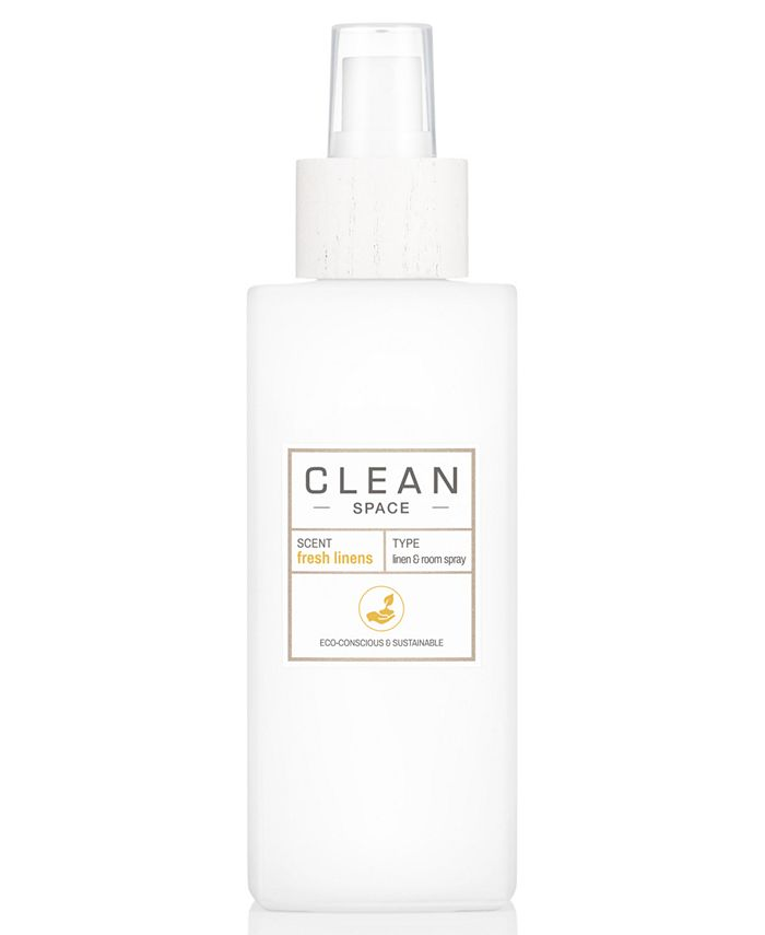 CLEAN Fragrance - Fresh Linens Room Spray, 5-oz.
