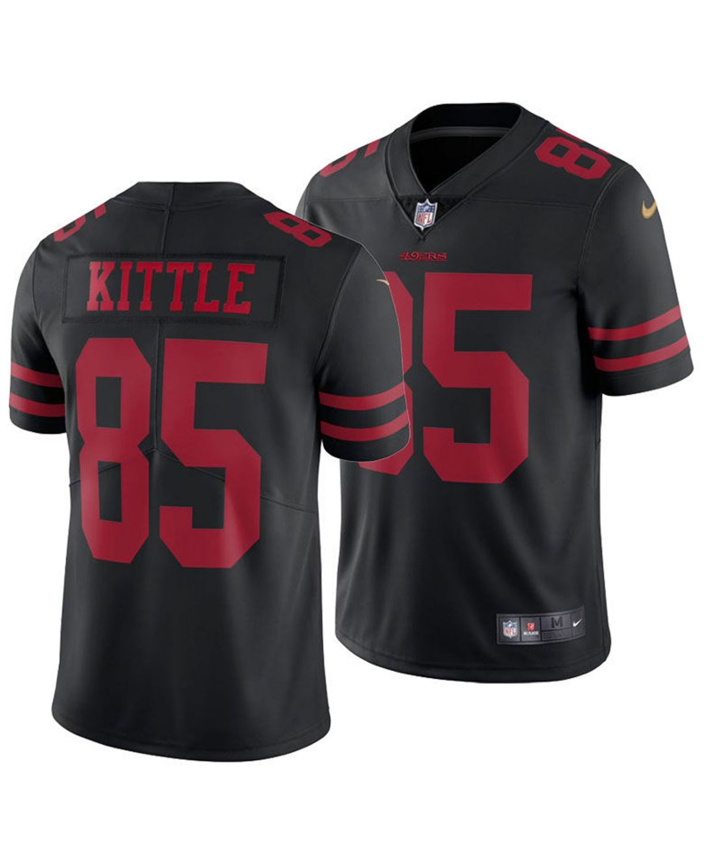 Nike Men's George Kittle San Francisco 49ers Vapor Untouchable Limited Jersey & Reviews - Sports Fan Shop By Lids - Men - Macy's