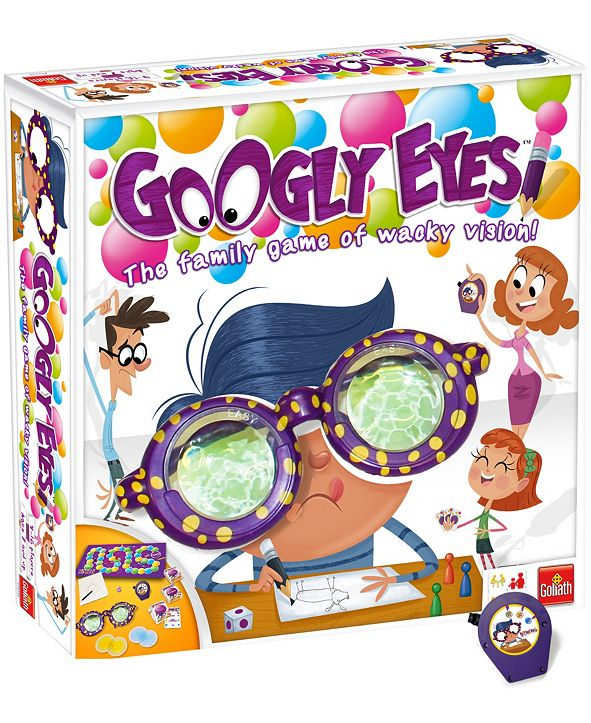 Goliath Games Googly Eyes Game