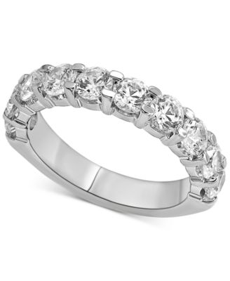 Diamond Band (2 ct. t.w.) in 14k White Gold