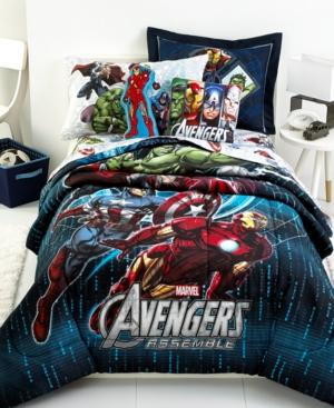 Jay Franco Bedding Avengers Comforter Set Chambray