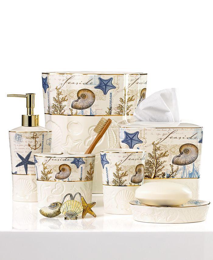 Avanti Antigua Bath Accessories Collection Reviews Bathroom Bed Macy S