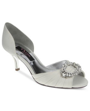 Nina Crystah Evening Pumps Women's Shoes
