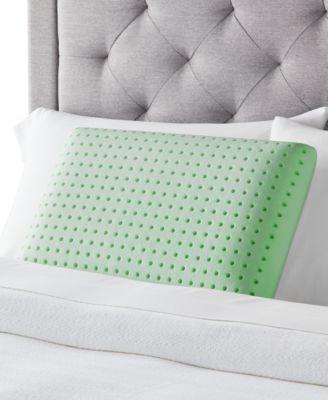 Eucalyptus Mint Aromatherapy Memory Foam Pillow, Standard
