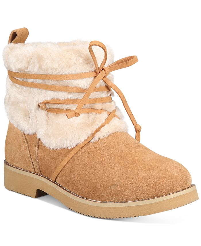 Style & Co - Zijune Cold-Weather Ankle Booties