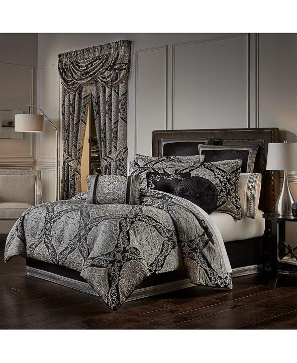 J Queen New York J Queen Vera King 4 Piece Comforter Set