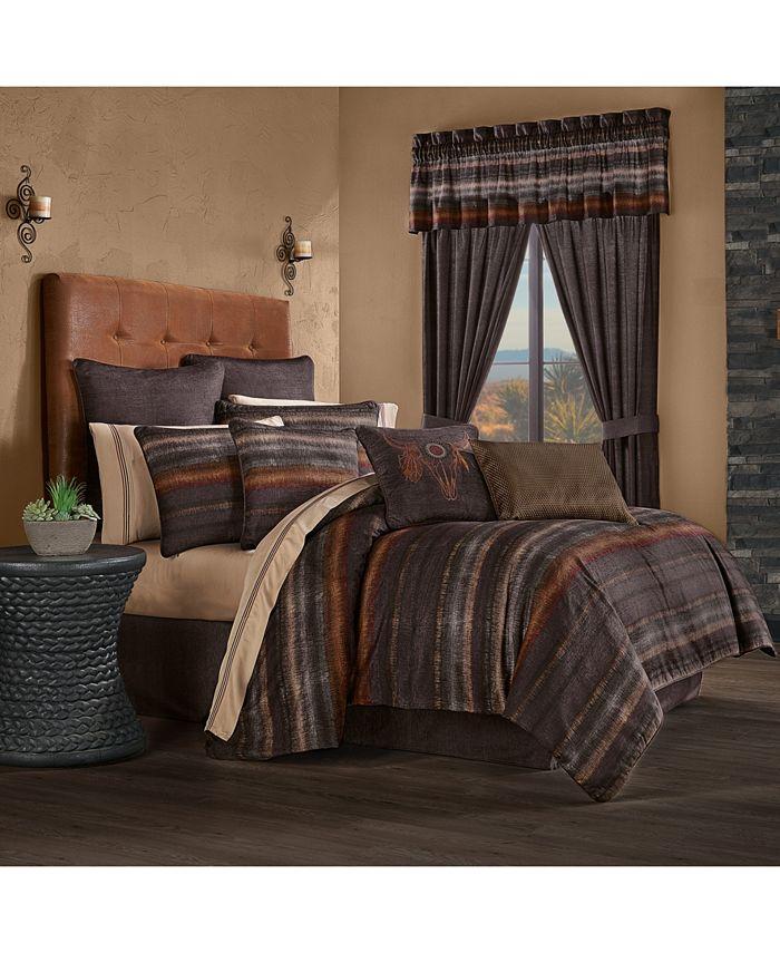 J Queen New York - Jqueen Mesa California King 4 Piece Comforter Set
