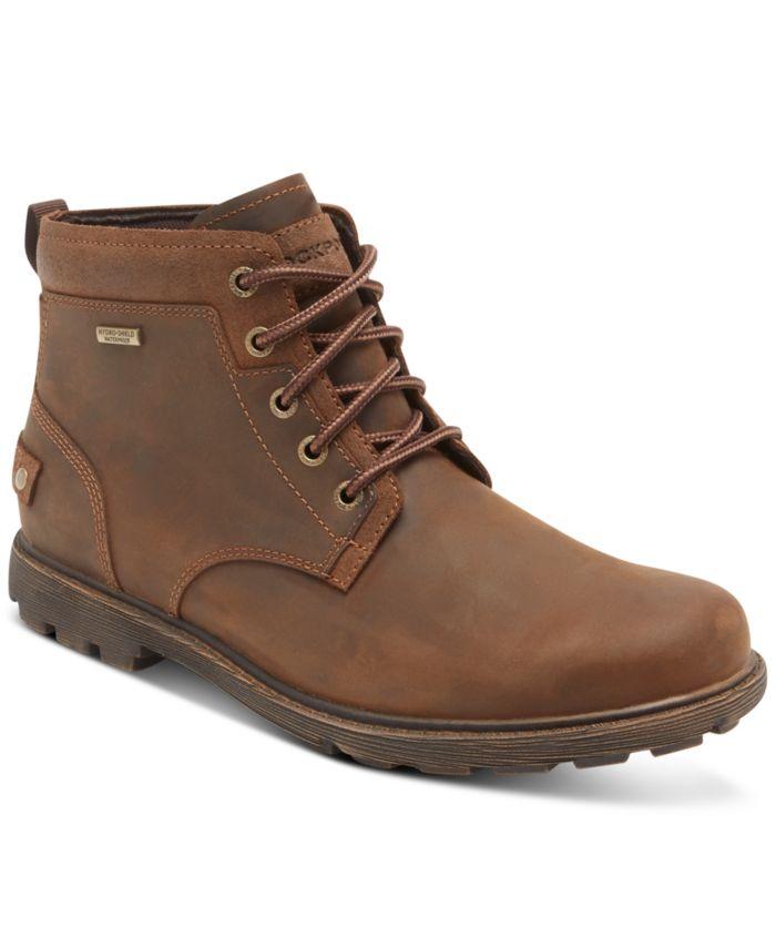 Rockport Men's Rugged Bucks II Chukka Boots & Reviews - All Men's Shoes - Men - Macy's