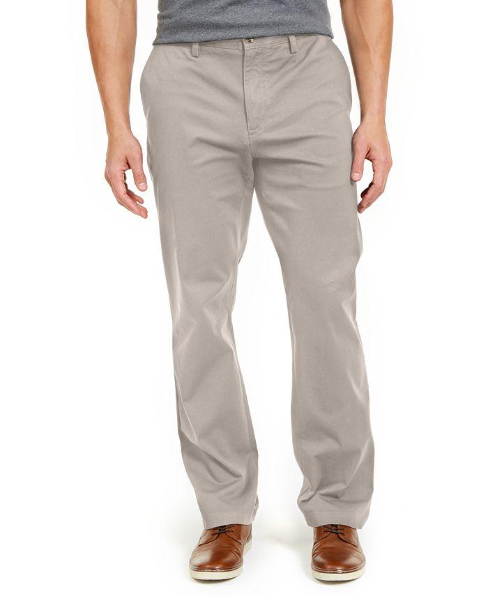 Club Room - Men's Four-Way Stretch Pants