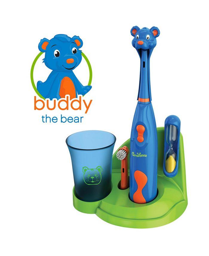 Brusheez - Kids Electric Toothbrush Bear Set