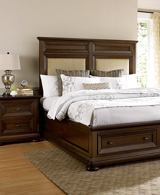 Riverdale Bedroom Furniture Sets & Pieces Furniture Macy s