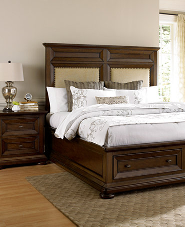 Riverdale bedroom furniture sets pieces furniture macy 39 s Macy s home bedroom furniture
