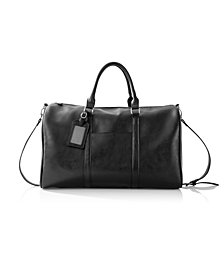 Cathy's Concepts Vegan Leather Transport Duffle