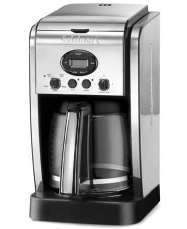 Cuisinart Coffee Maker Electrical Problems : Cuisinart DCC2600 14-Cup Brew Central Coffee Maker - Coffee, Tea & Espresso - Kitchen - Macy s
