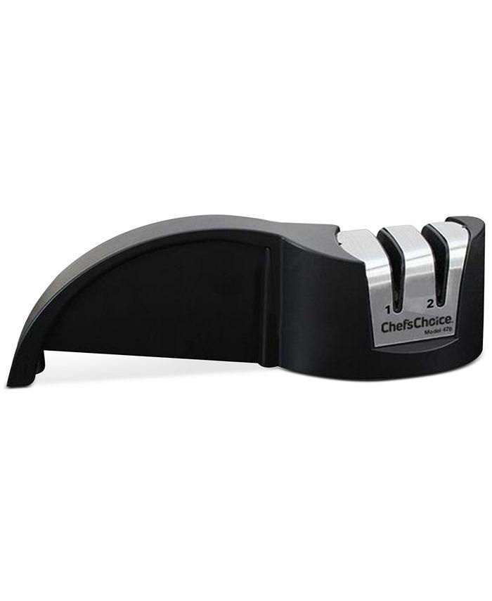 Chef'sChoice® - Model 478 Manual Knife Sharpener